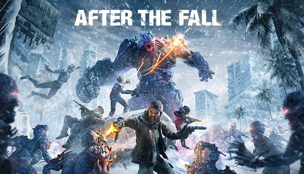 After the Fall - синематик трейлер